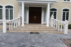 After - Home Entrance | Concrete & Masonry | Concrete Masonry Restoration | Concrete and Masonry Construction | Concrete Patios