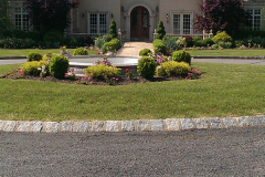 After  - Landscape | Driveway Round-About