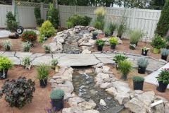After - Plant Preparation | Landscape Designs | Front Yard Landscape | Backyard Landscape | Garden Landscape Ideas