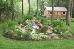 Gorgeous Landscape Design | Landscaping Ideas | Koi Ponds | Waterfalls