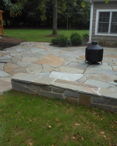 Patios | Natural Stone Patio | Backyard Patios | Flagstone Paving