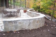 Patios | Natural Stone Patio | Backyard Patios | Flagstone Paving