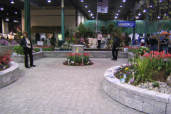 Flower Show | Flower & Garden Show | People's Choice Award | Waterfall Kit
