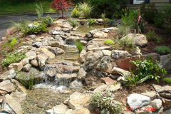 Start to Finish | Landscape Design | Stone and Paver Walkways | Landscape Construction