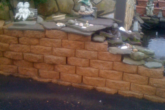 Wall Veneer Block | Natural Stone Cladding | Concrete Block | Ponds