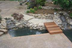Waterfalls | Garden Waterfalls | Ponds with Waterfall | Pond Bridge